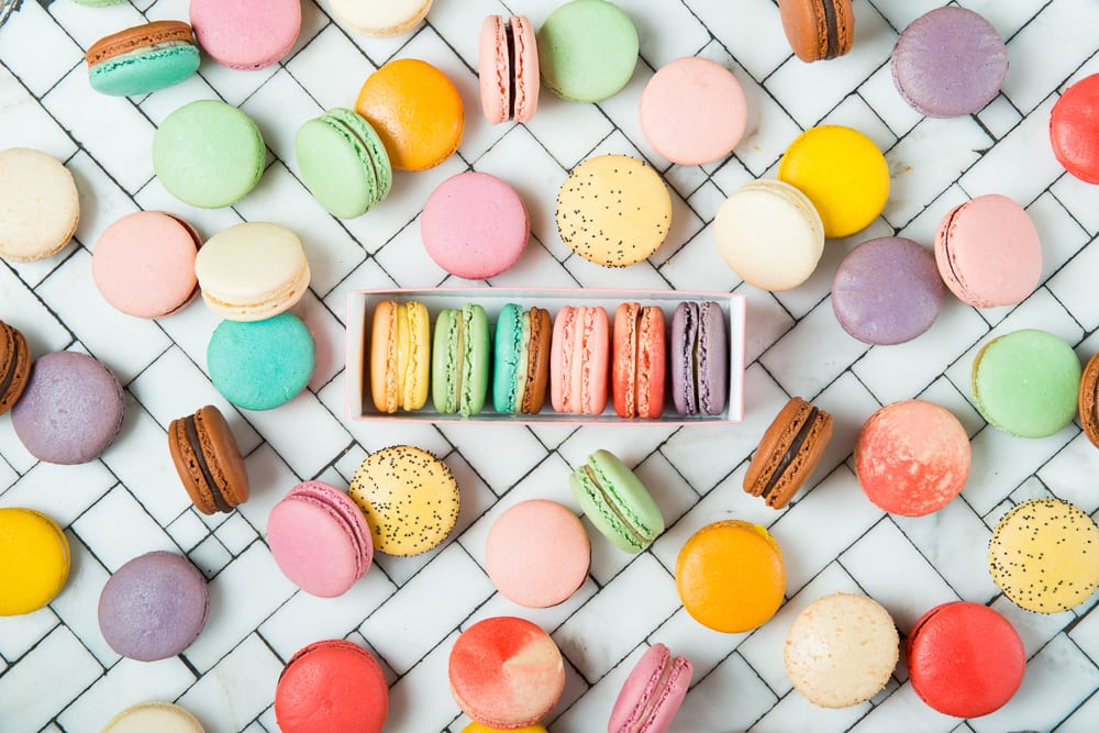 Woops! macarons are elegant pastries that you don't get at your everyday bakery franchises